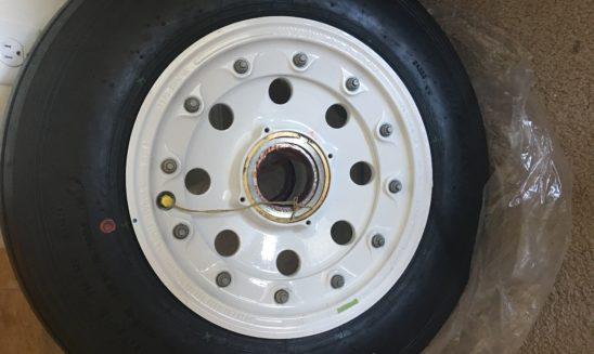 Main Landing Gear Wheel Assembly